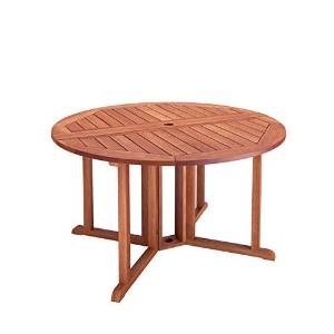 Buy Corliving Pwc 331 S Wood Canyon Cinnamon Brown Stained Patio