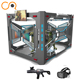 The newest appearance 4 Players Game Simulator Vr Shooting jishi 9d vr hit
