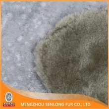 Warm Sheepskin Fur Fur Lamb For Garment Making
