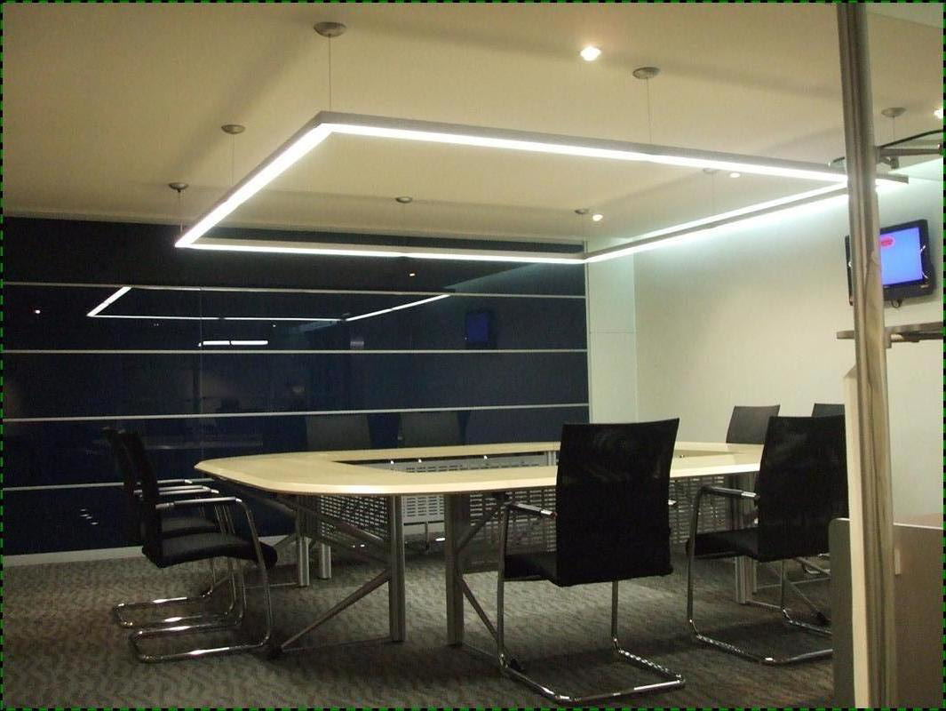 Sl L15d Modern Led Light Fixture Office Fluorescent Light