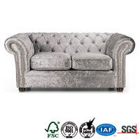 lastest circle living room 2 seat arabic majlis fabric sofa