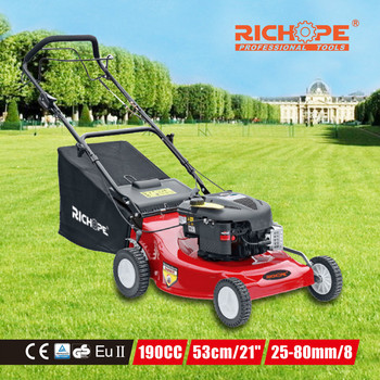6hp Powerful Self Propelled Or Hand Push For Golf Use With