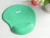 Gel with Wrist Rest- Non-Slip PU Base for Home Office Mouse Pad