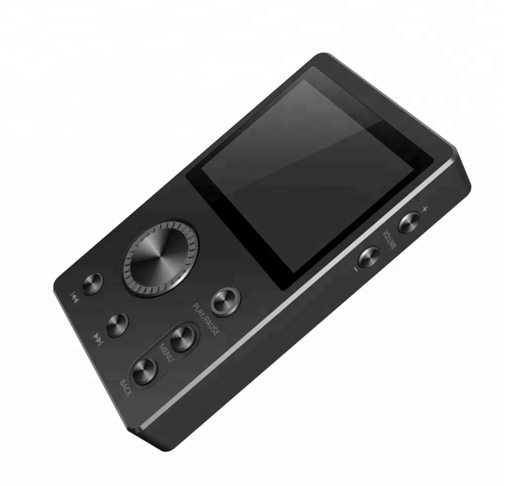 2.4 Inch HD TFT Screen Metal Case BT DSD Lossless Hi-Fi <strong>MP3</strong> <strong>Player</strong>