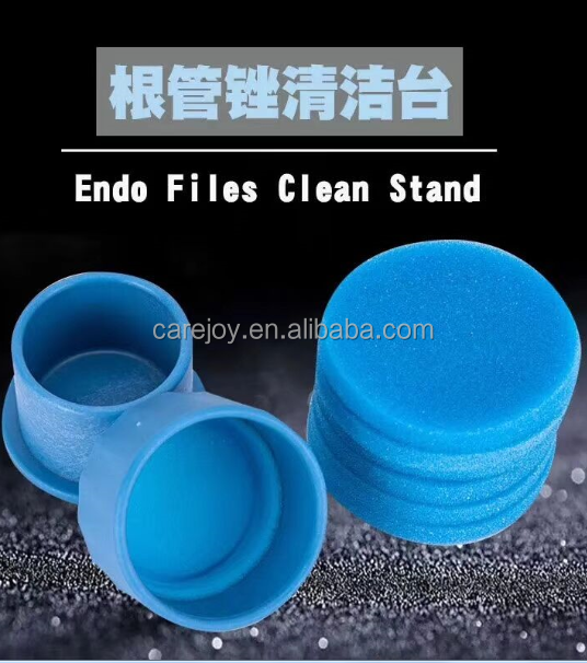 2017 hot professional round endo files clean stand/ endodontic materials dental