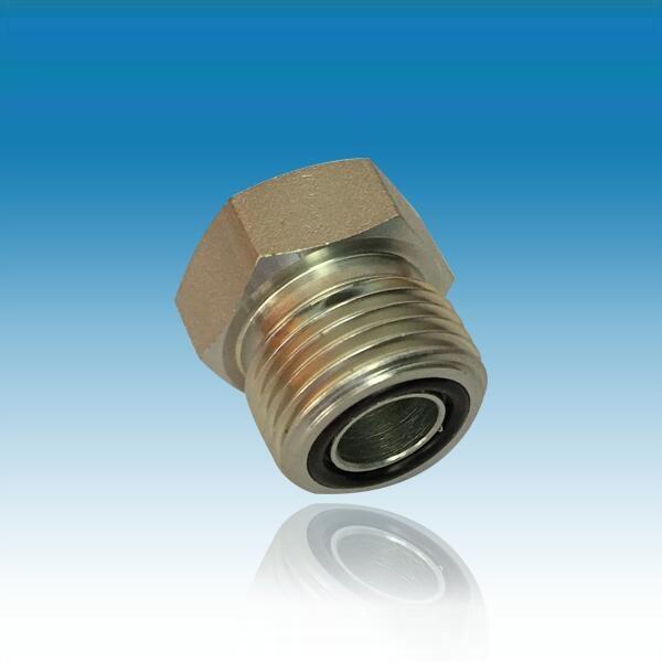 Nj sae carbon steel high pressure flat seal o ring tube