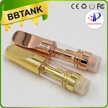 Custom Rubber Silicone Disposable Vaporizer Oil Blister Pack Vape Band Pen Cartridge CBD cartridge
