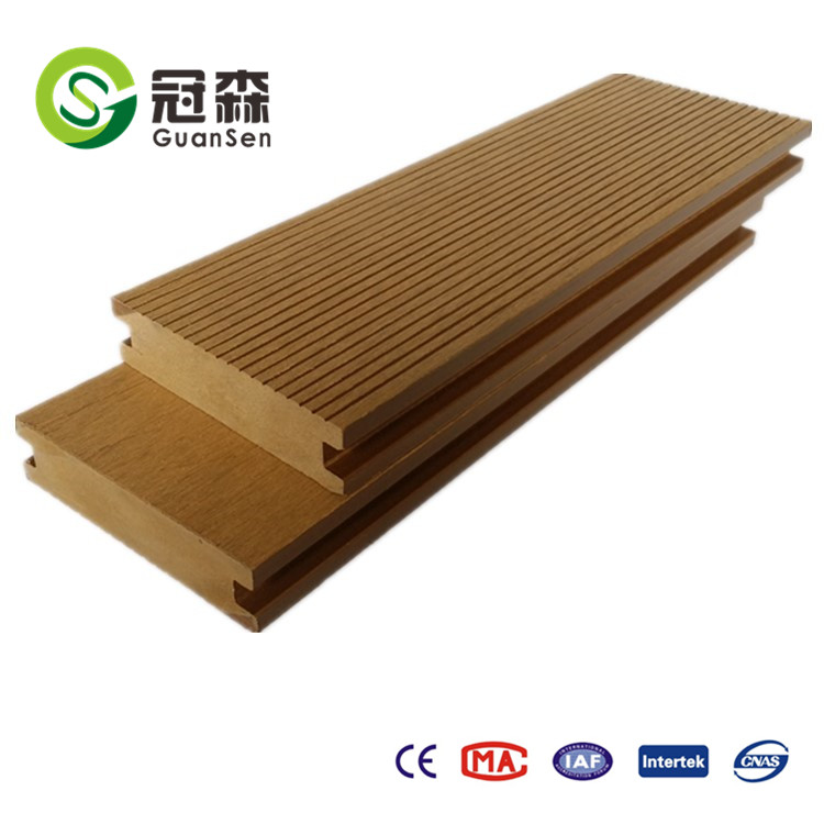 Great price wpc decking/hollow decking