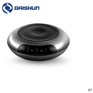 Touch button Style sub woofer car metal Wireless mission speakers