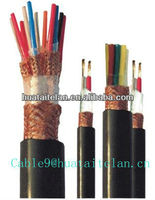 Best Selling!!! ZR-DJYP2VP2 300/750V PE Insulated Coper tape screecn fire resistant PVC sheathed Computer Cable