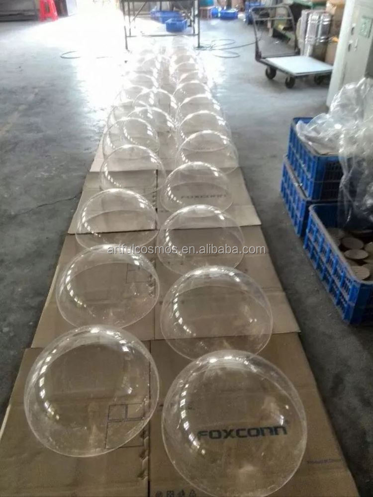 Acrylic Bread Dome High Quality Acrylic Toy Dome Plastic Display