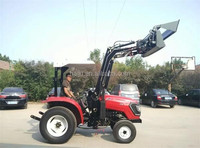 C9- China farm tractor good engine exporting famous YTO Tractor 60 hp tractor