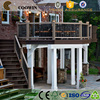 Green building materials outdoor composite deck
