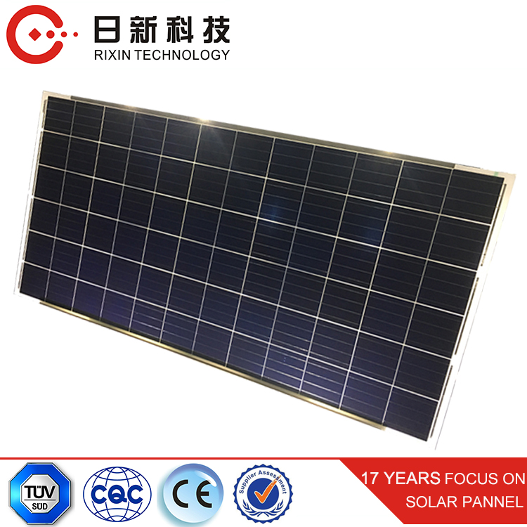 60 Piece High Efficiency Large Solar Panels For House