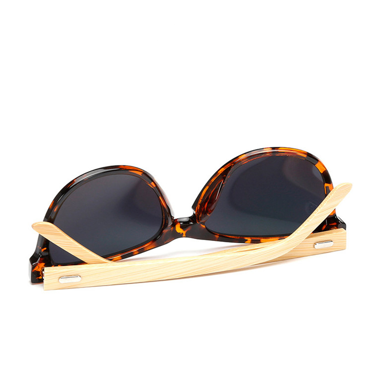 new wooden Bamboo sunglasses legs Plastic Men and women riding sunglasses