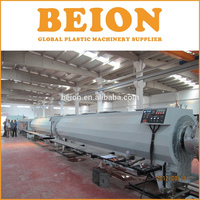 BEION industrial ppr pipe/pert pipe production line/extrusion machine