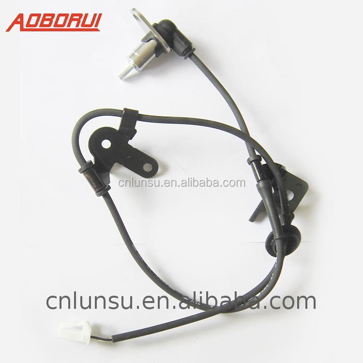 Widely Used abs sensor rear left for mazda B25D4372YB/B25D4372Y