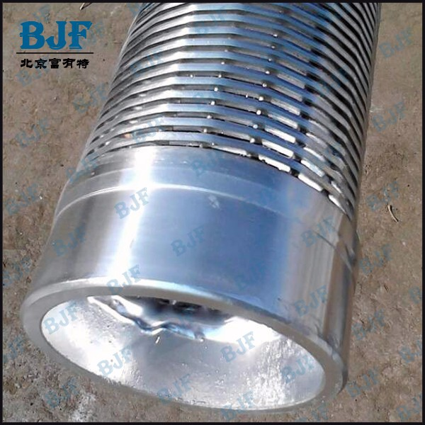 Johnson pipe galvanized water well screen filter tube stainless steel Johnson screen pipe