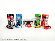 2012 perfect christmas gift!!!1:63 4ch mini rc car with cola can packing