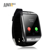 AinooMax sample dropship <span class=keywords><strong>gratis</strong></span> verzending dropshipping smartwatch telefoon zonder camera dual sim made in japan android smart horloge