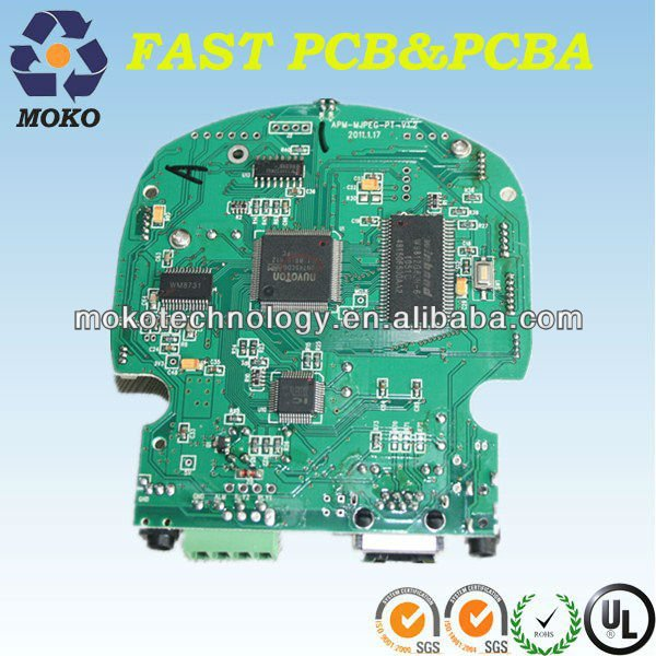 Wireless Router Mainboard PCB Assembly Manufactuter