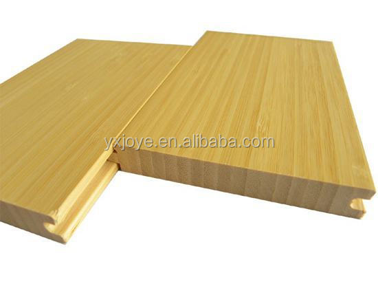 Cheap Waterproof Horizontal Bamboo Flooring Bambu Parquet Floor