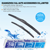 car front windshield wiper blades hybrid type