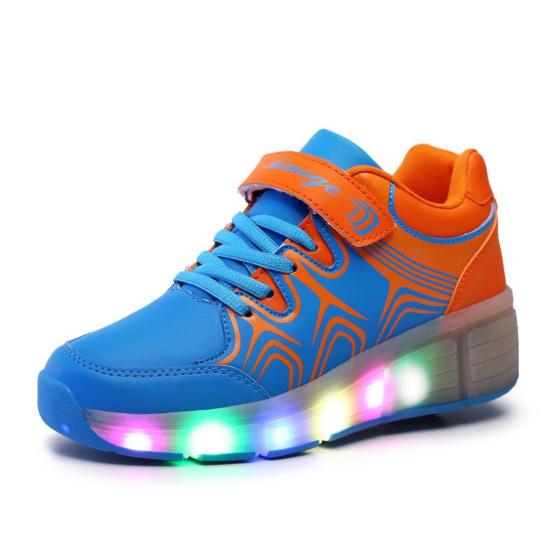 Roller Running Shoes
