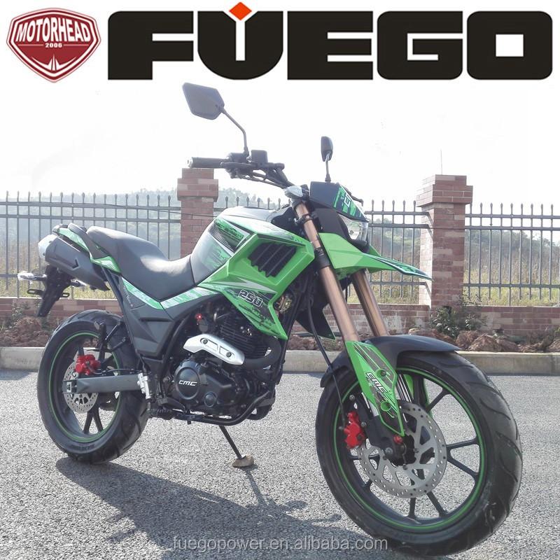 Tekken Enduro Sports Motard Motorcycle Loncin Zongshen 200cc 250cc ...