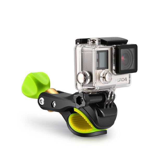 Bicycle Bike Digital Camera Holder Clip Stand Mount for Go Pro DV Sports Camera