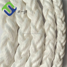 Light weight 56mm 8 strand Polypropylene rope for Anchoring