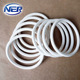 Factory direct white fluorine rubber FKM rubber ring O-ring