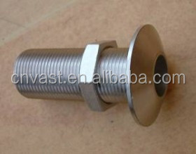 high pressure stainless steel union elbow tube fitting