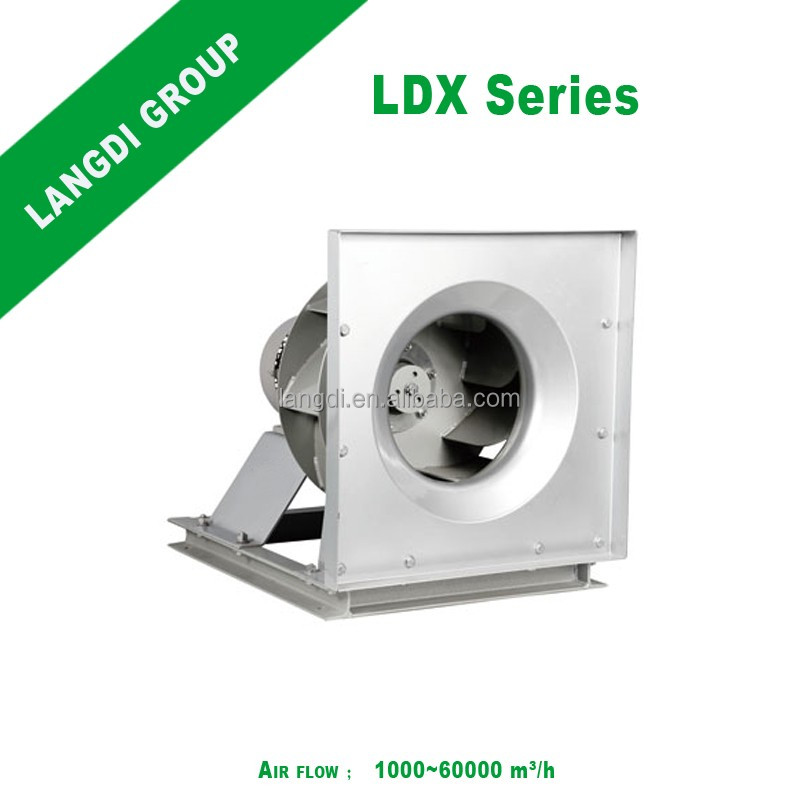 LDX710 Commercial Lagre Direct Driven forward Centrifugal Fan Blower central air conditioner purifier VAV HVAC low price