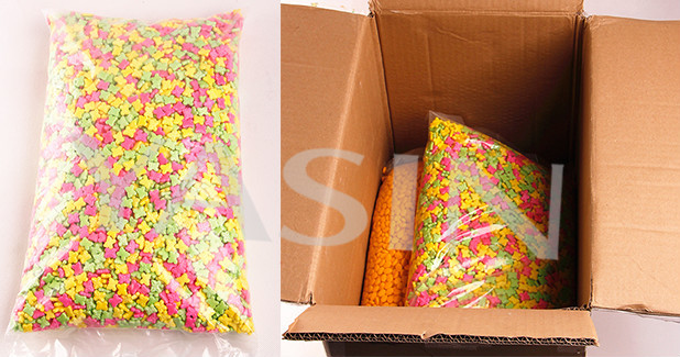 Mix Color Micro Cake Sprinkles Nonpareils, View Cake Sprinkles Nonpareils,  YASIN Product Details from Xiamen Yasin Industry & Trade Co , Ltd  on