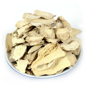Organic Dry Ginger Flakes Fresh Green Could Make Herbs and Spices