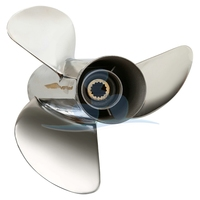 China Original Outboard Engine Propeller Manufacturer Boat Yacht Propeller Source Factory for YAMAHA, SUZUKI, MERCURY, HONGDA