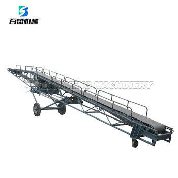 Hot Sale Portable Conveyor Belt Loader/portable Conveyor For Bags - Buy  Portable Conveyor Belt,Portable Conveyor For Bags,Conveyor Belt Loader  Product