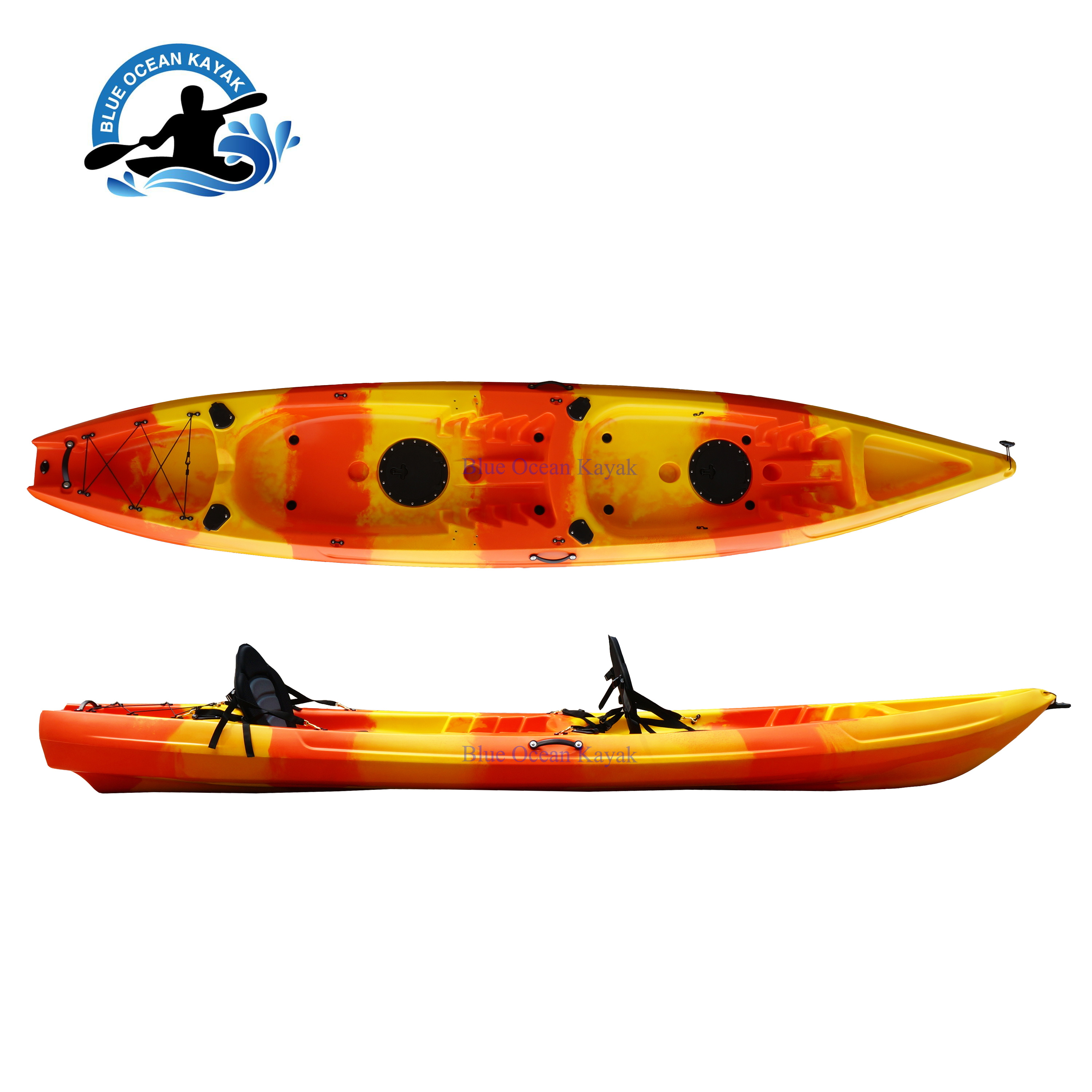 Ocean Kayak For Sale >> Blue Ocean Summer 2 Person Fishing Kayak Cheap Double Kayak Buy 2 Person Kayak Sale Cheap Sea Kayak For Sale In China Double Kayaks For Sale Product