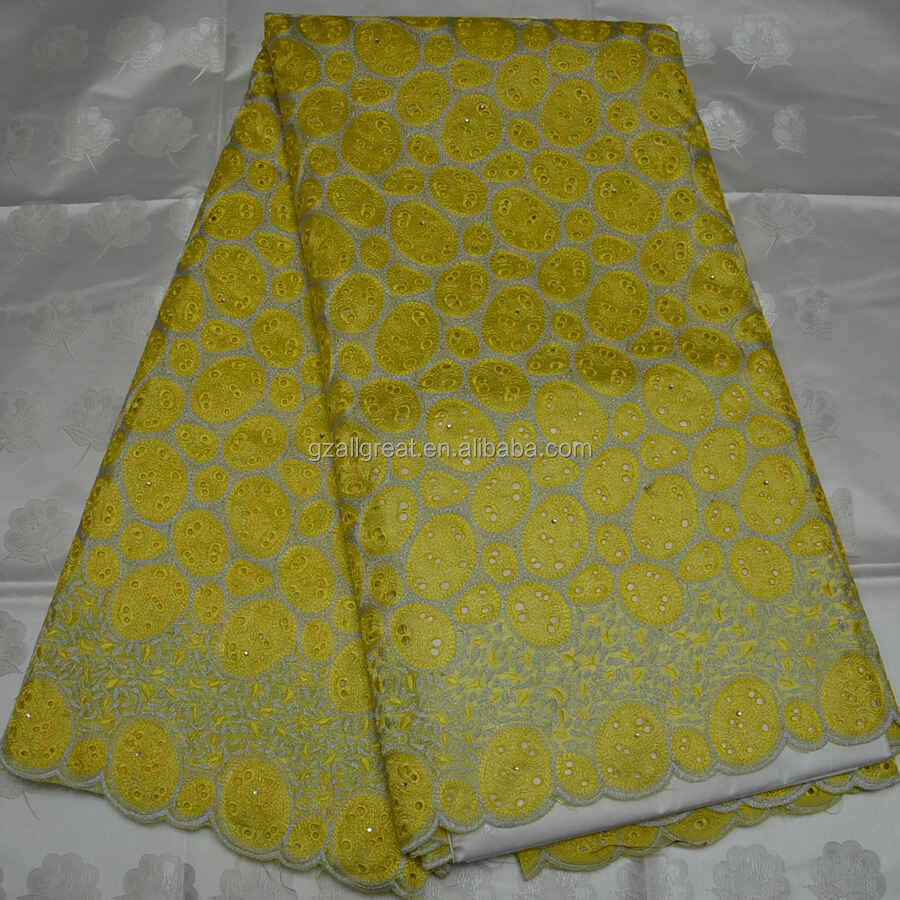 New Arriva african french lace high quality double organza lace