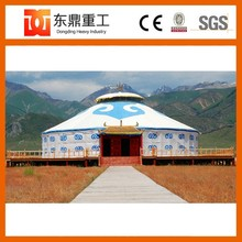 15m Luxury mongolian yurt for meeting