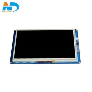 7 inch 800*480 24bit tft lcd SSD1963 controller with mcu interface