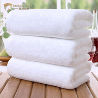 32S Pure Cotton 630gsm White Egyptian Cotton Hand Towel for Hotel Sport SPA