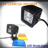 Hot 24W LED Work Light High Power Aluminum Alloy LED Work Light