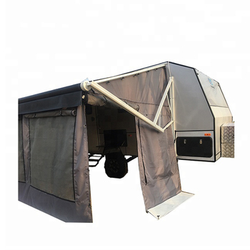 Rv Trailer Awning Tents Car Side Awning Tent Camper ...