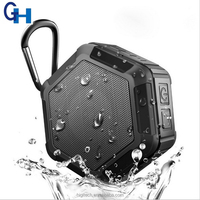 Top quality sport outdoor portable mini Wireless Bluetooth Speaker Waterproof with IPX7 Bass Sound