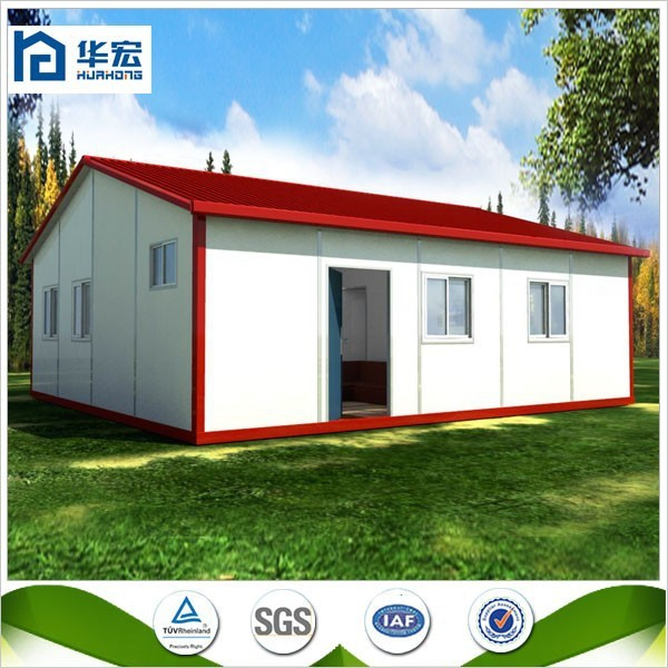 Attractive EPS Sandwich Panel Low Cost Pre Made House Extension