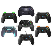 GameSir Wireless Bluetooth Game Controller Gamepad Joystick for IOS Android PC -G3s(black)