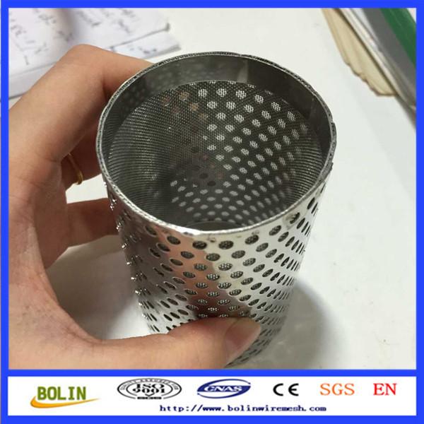 Stainless Steel Inline Y Strainer Filter Screen 10 Years