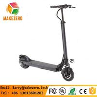 China Manufacturer Aluminium Alloy 10 inch Foldable Electric Hoverboard Smart Scooter Import